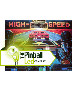 High Speed UltiFlux Playfield LED Set