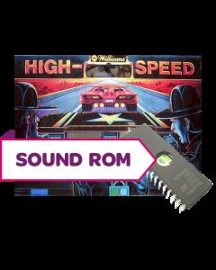 High Speed Sound Rom U21