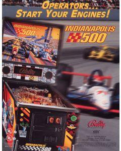 Indianapolis 500 Flyer