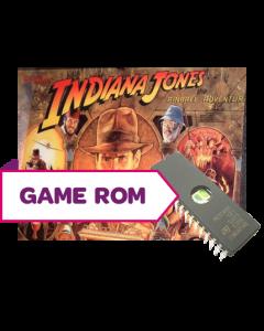 Indiana Jones CPU Game Rom LG-7