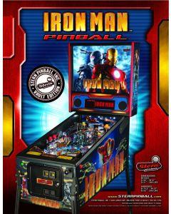 Iron Man Flyer