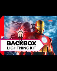 Iron Man Backbox Lightning Kit