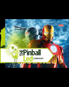 Iron Man UltiFlux Playfield LED Set