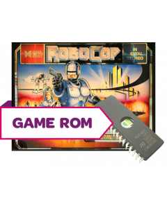 Robocop Game Rom Set
