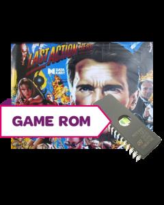 Last Action Hero Game/Display Rom Set