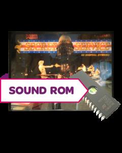 Secret Service Sound Rom F7
