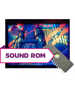 Mystery Castle Sound Rom AROM3
