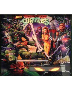 Teenage Mutant Ninja Turtles Game/Display Rom Set