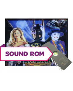Batman Sound Rom U21