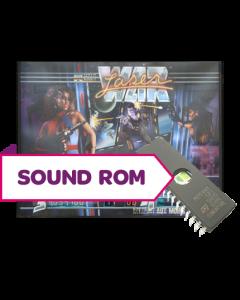 Laser War Sound Rom F6