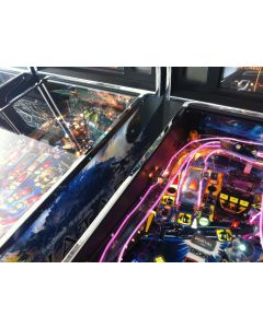 Non-Reflective Playfield glass wide body