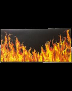 AC/DC Flaming Hot Apron Wrap