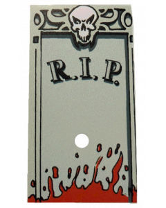 Tales from the Crypt R.I.P. Decal