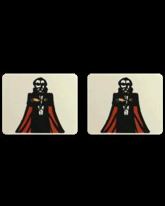 Phantom of the Opera Spinner Decals