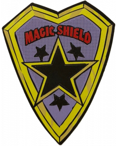 Medieval Madness Magic Shield Overlay