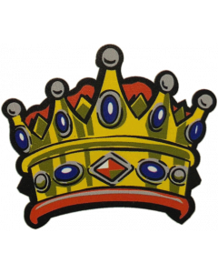 Medieval Madness Crown Overlay
