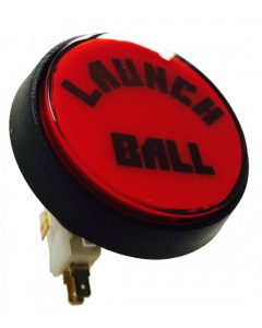 Launch Ball Button Red 20-9663-B-4