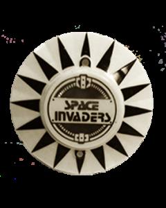 Space Invaders Bumper Cap