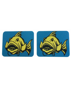 Fish Tales Spinner Decals