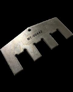 Capcom Lifter/Drop Plate 4 Bank