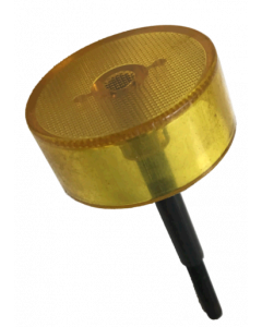 Plunger and Ball Saver Assy Yellow