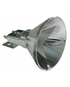 Silver Reflector with Socket