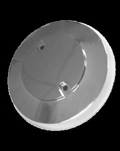 Pop Bumper Cap Silver