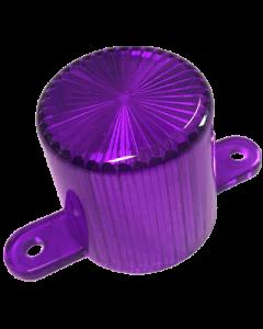Dome Flash Lamp Screw Violet