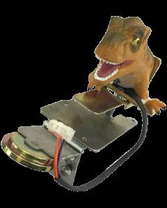 The Lost World Jurassic Park T-Rex Dino Assy