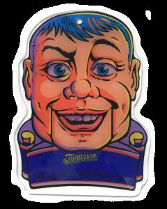 Funhouse Rudy Large Head Promo Plastic