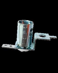 Lamp Socket With Ground Bracket E-120-184