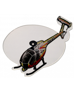 High Speed Helicopter Plastic