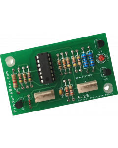 Gottlieb System 3 A-25 Opto Interface Board