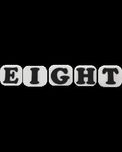 Eight Ball Champ Target Decals