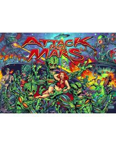 Brian Allen's Attack from Mars Translite