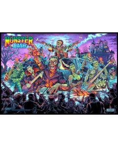 Brian Allen's Monster Bash Translite