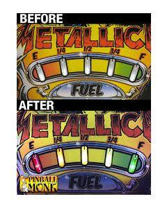 Metallica FUEL Gauge Bracket