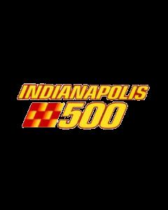 Indianapolis 500 Plastic Set
