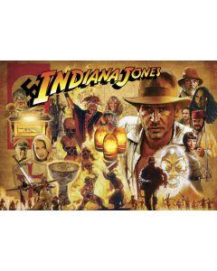 Indiana Jones Alternate Translite