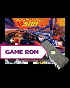 Indianapolis 500 CPU Game Rom (Belgium)