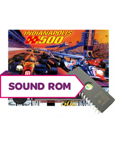 Indianapolis 500 Sound Rom