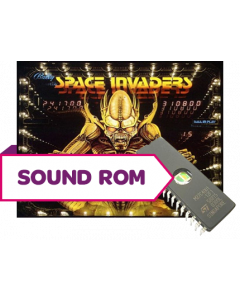 Space Invaders Sound Rom