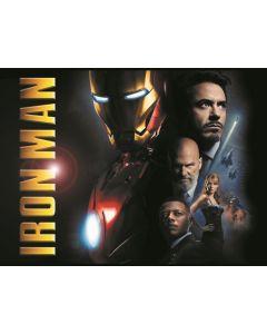 Iron Man Alternate Translite 3