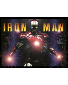 Iron Man Alternate Translite 2