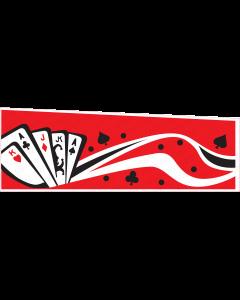 Joker Poker Stencil Kit