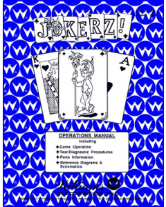 Jokerz Manual