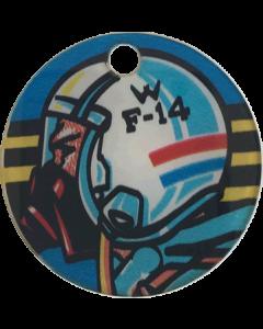 F-14 Tomcat Key Fob