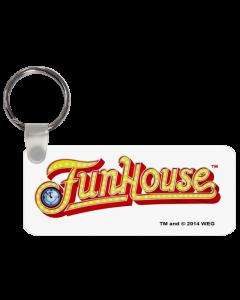 Funhouse Logo Key Chain