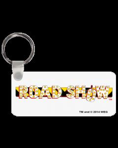 Road Show Logo Key Chain
