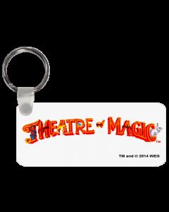 Theatre of Magic Logo Key Chain